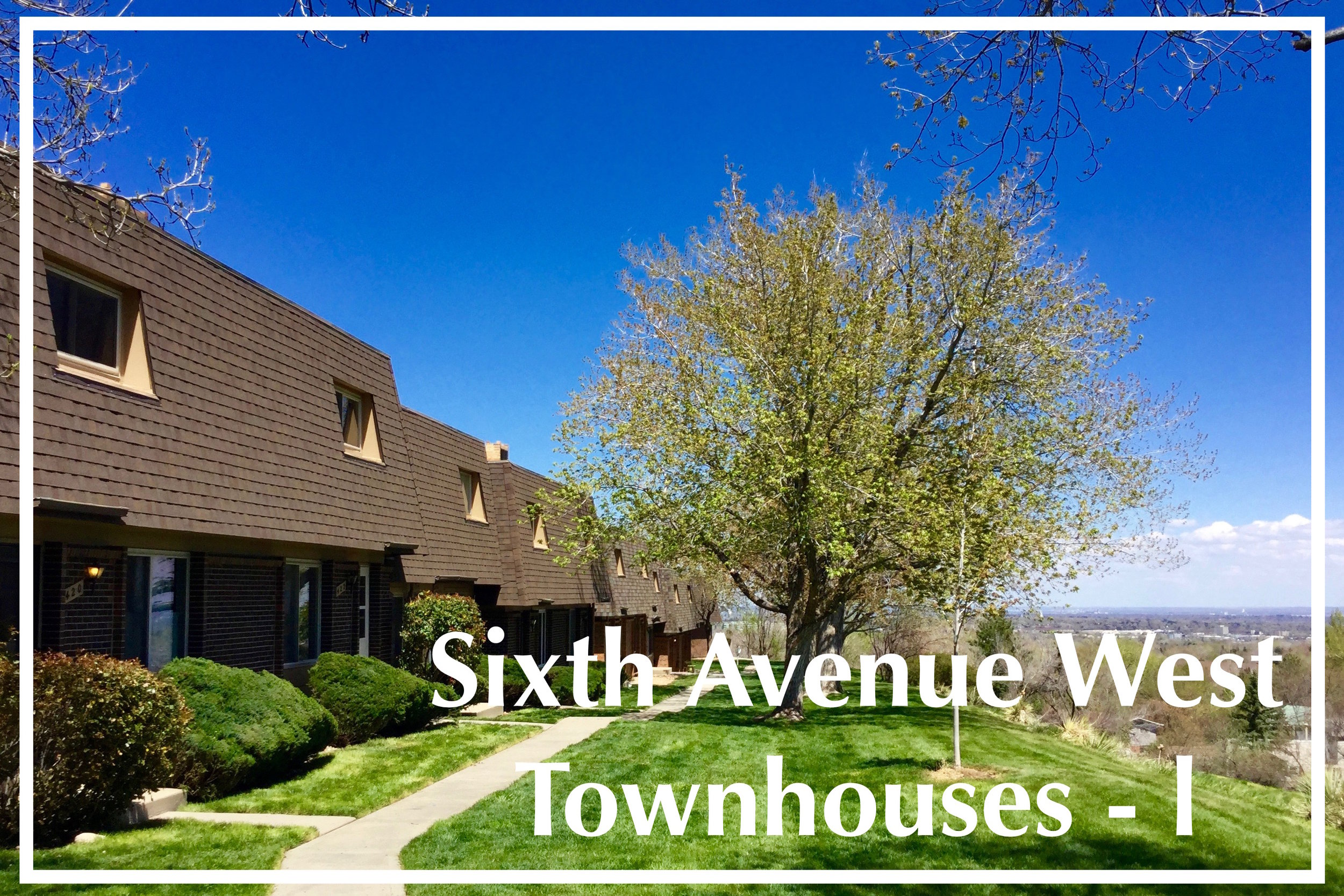Sixth Avenue West Townhouses - One.jpg