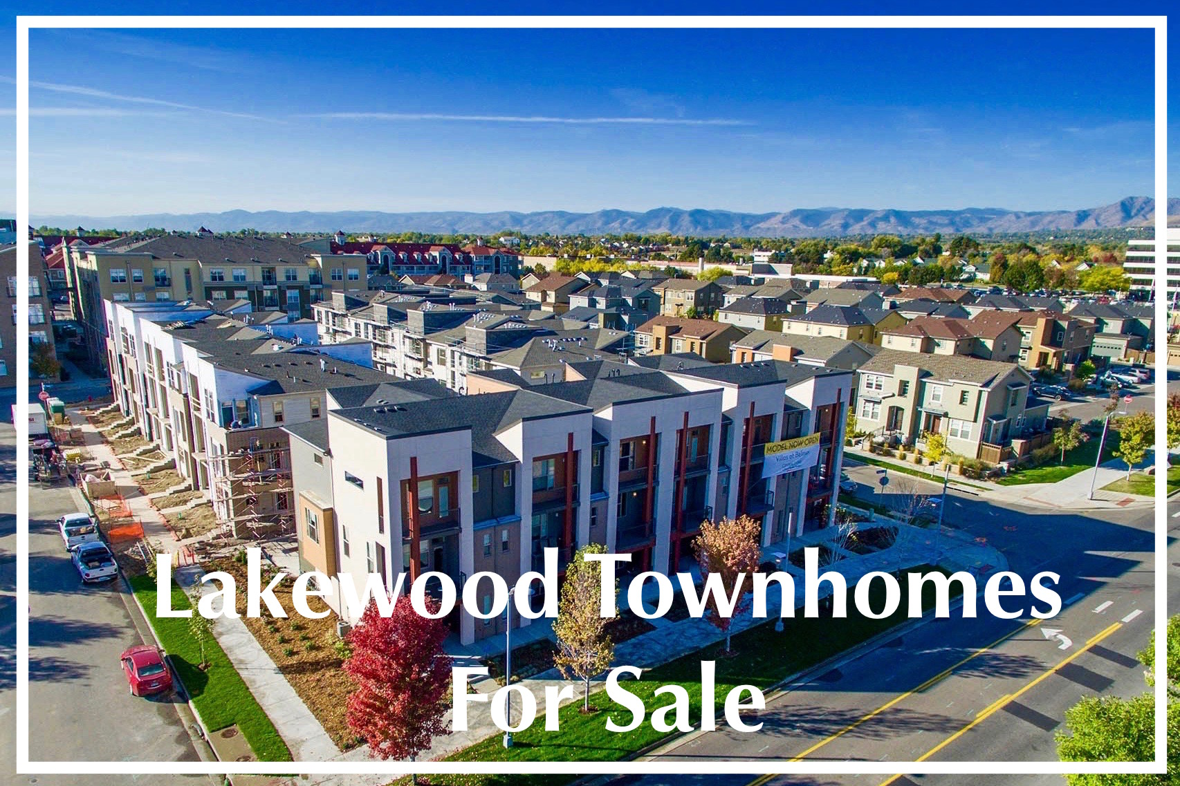 View all Condo Properties currently for sale in Lakewood, Colorado