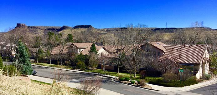 Cottonwood Villas - a Townhome Community near Downtown Golden, Colorado