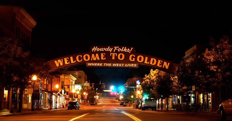 Eighth Street Residence owners can walk to shops, fine dining, historical and cultural venues in Golden, Colorado