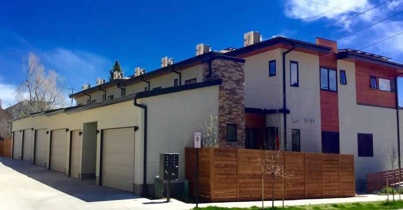 Eighth Street Residences are one of Golden's best Townhome enclaves and a highly desirable Townhome community to live in.