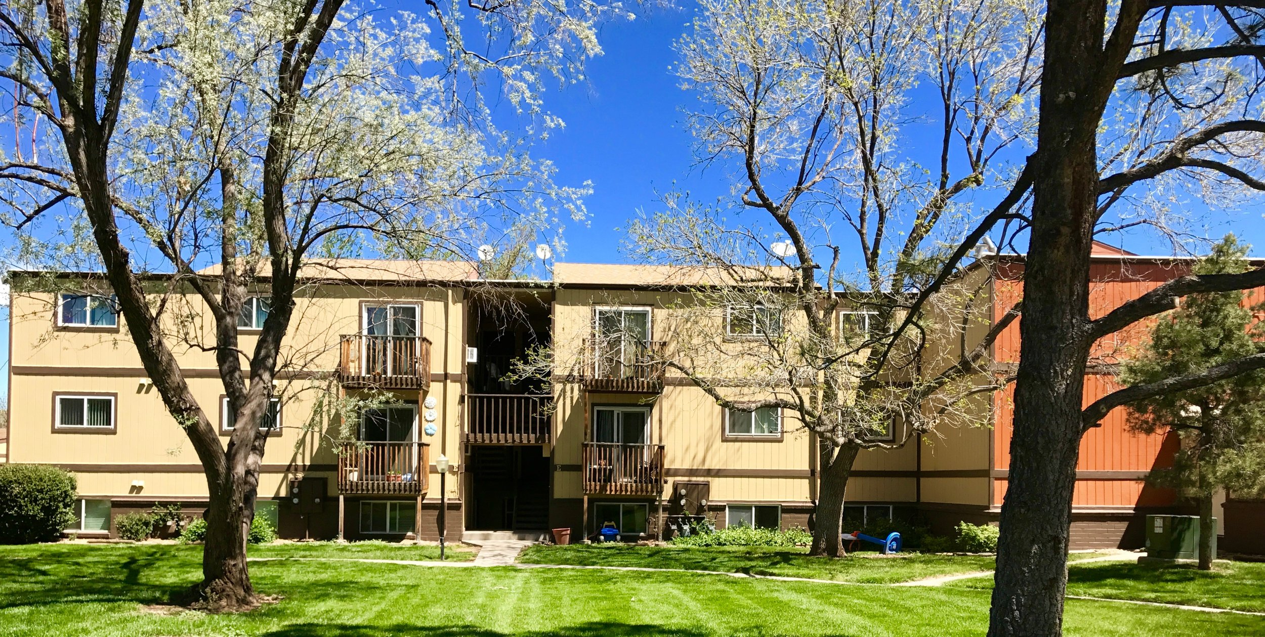 Golden Pines is one of the more affordable condominium communities in Golden, Colorado