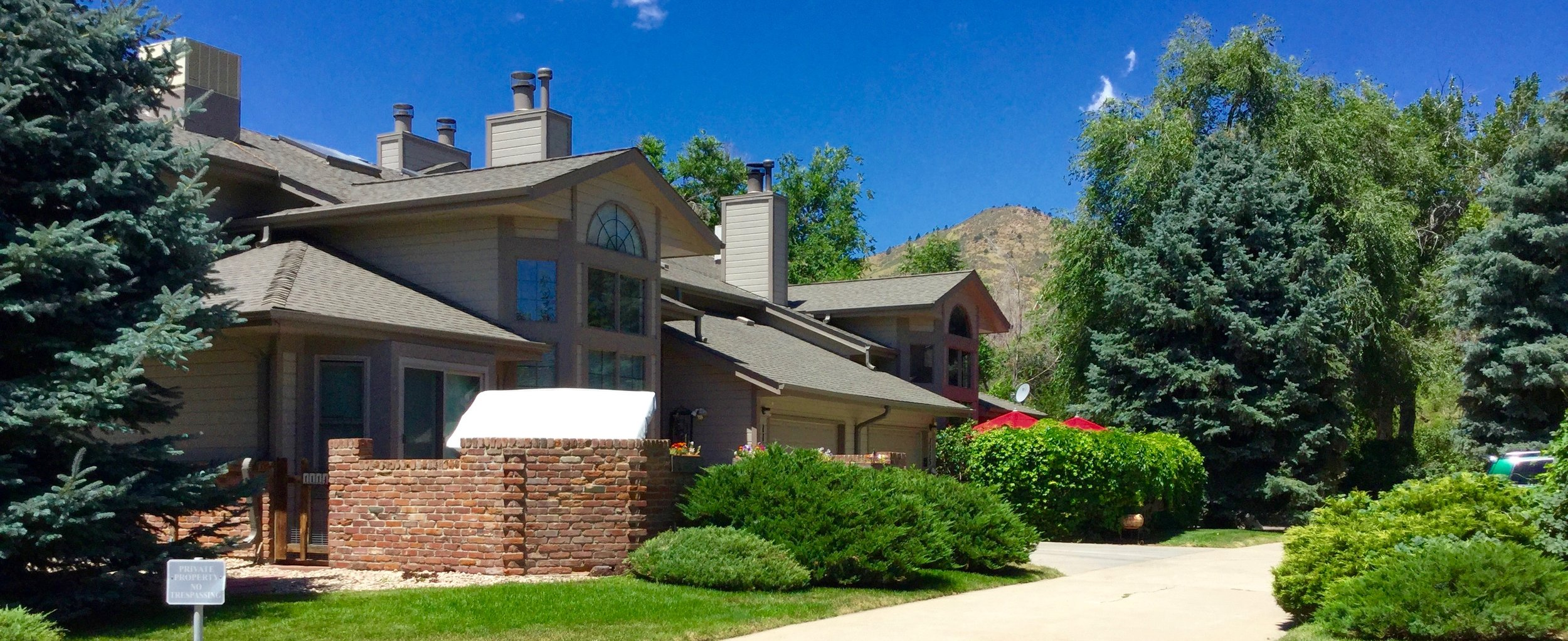 Townhome Properties available for sale in Golden, Colorado