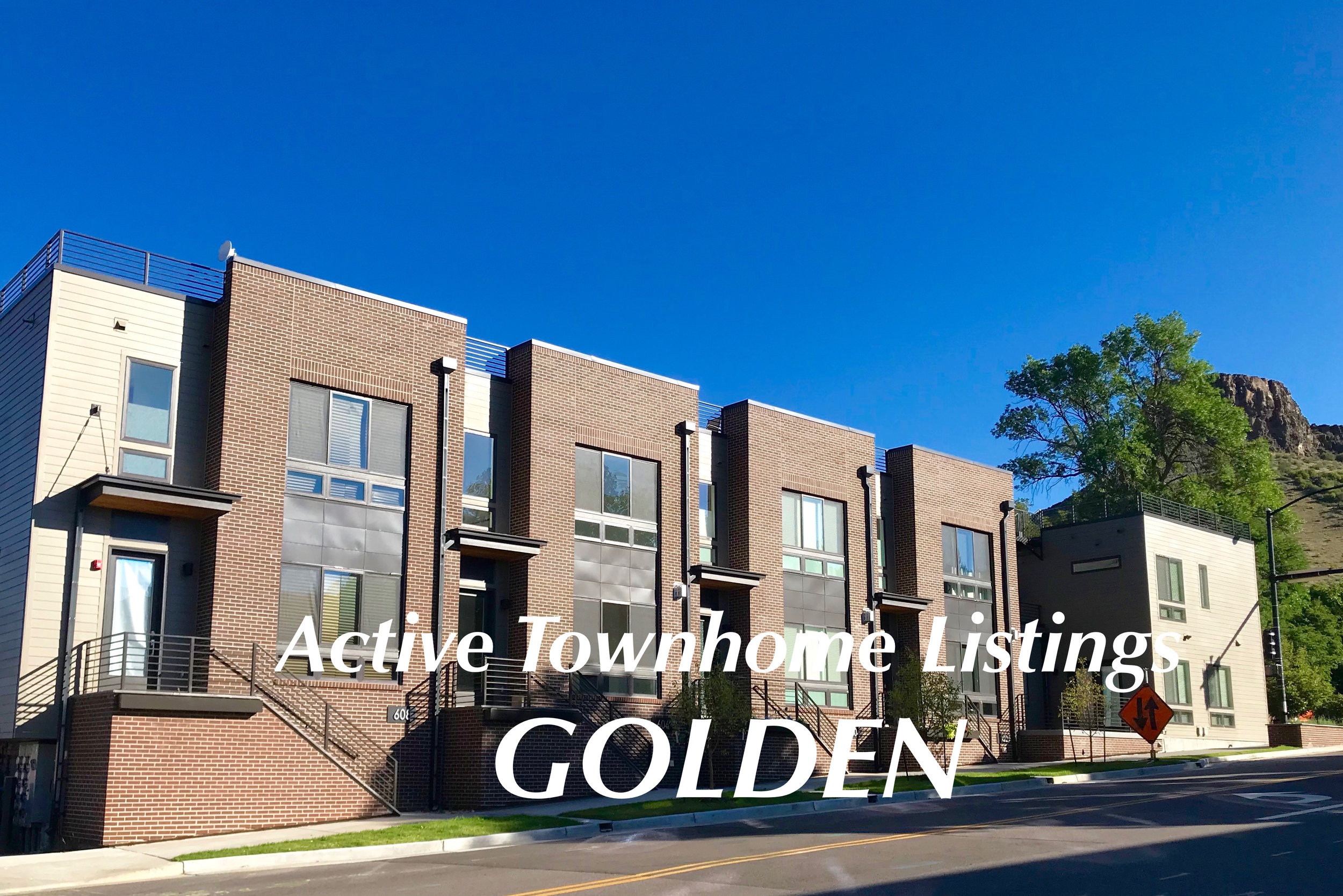 Golden, CO Townhomes for Sale