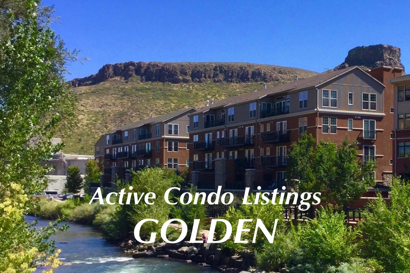 Golden, CO Condos for Sale