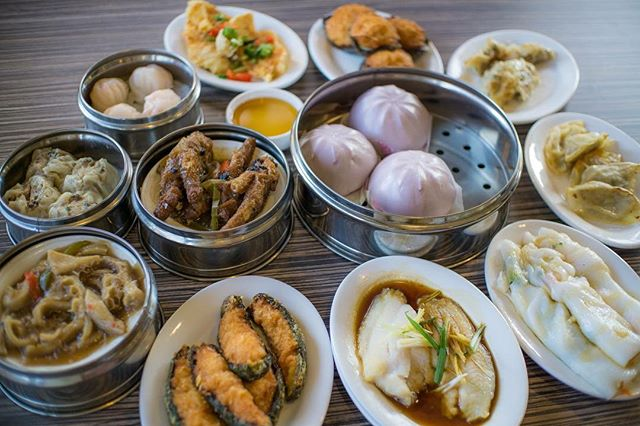 Start your Sunday off right with some Dim Sum!