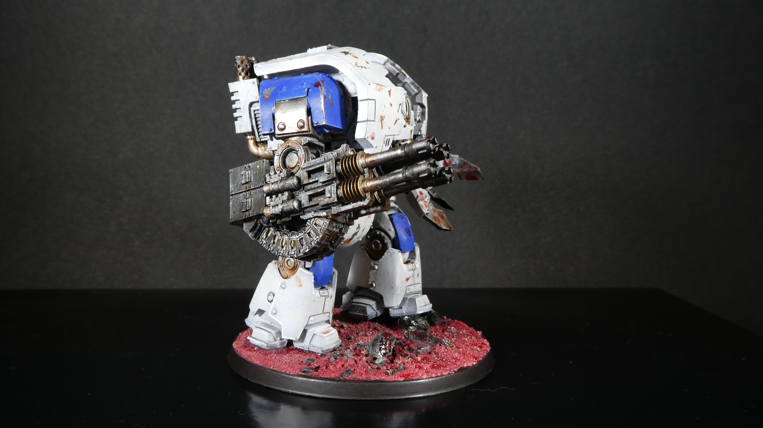 World Eaters Leviathan Dreadnought Table Ready Minis