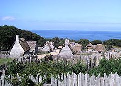 Plimoth Colony -
