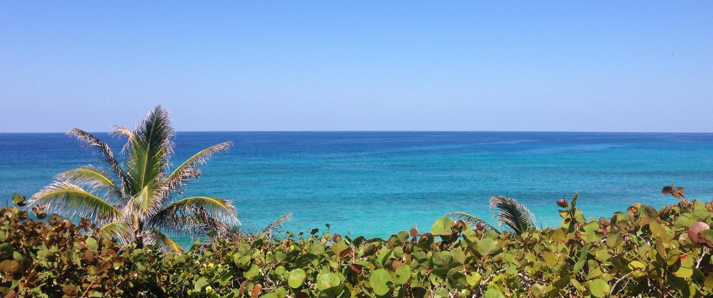 Crystal Clear Waters of the Exuma Bahamas