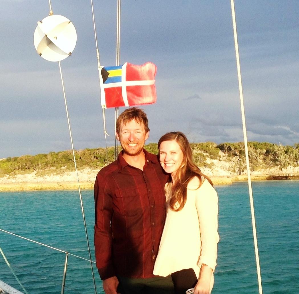 Bahamas Sailing Charter Crew of Joe and Molly