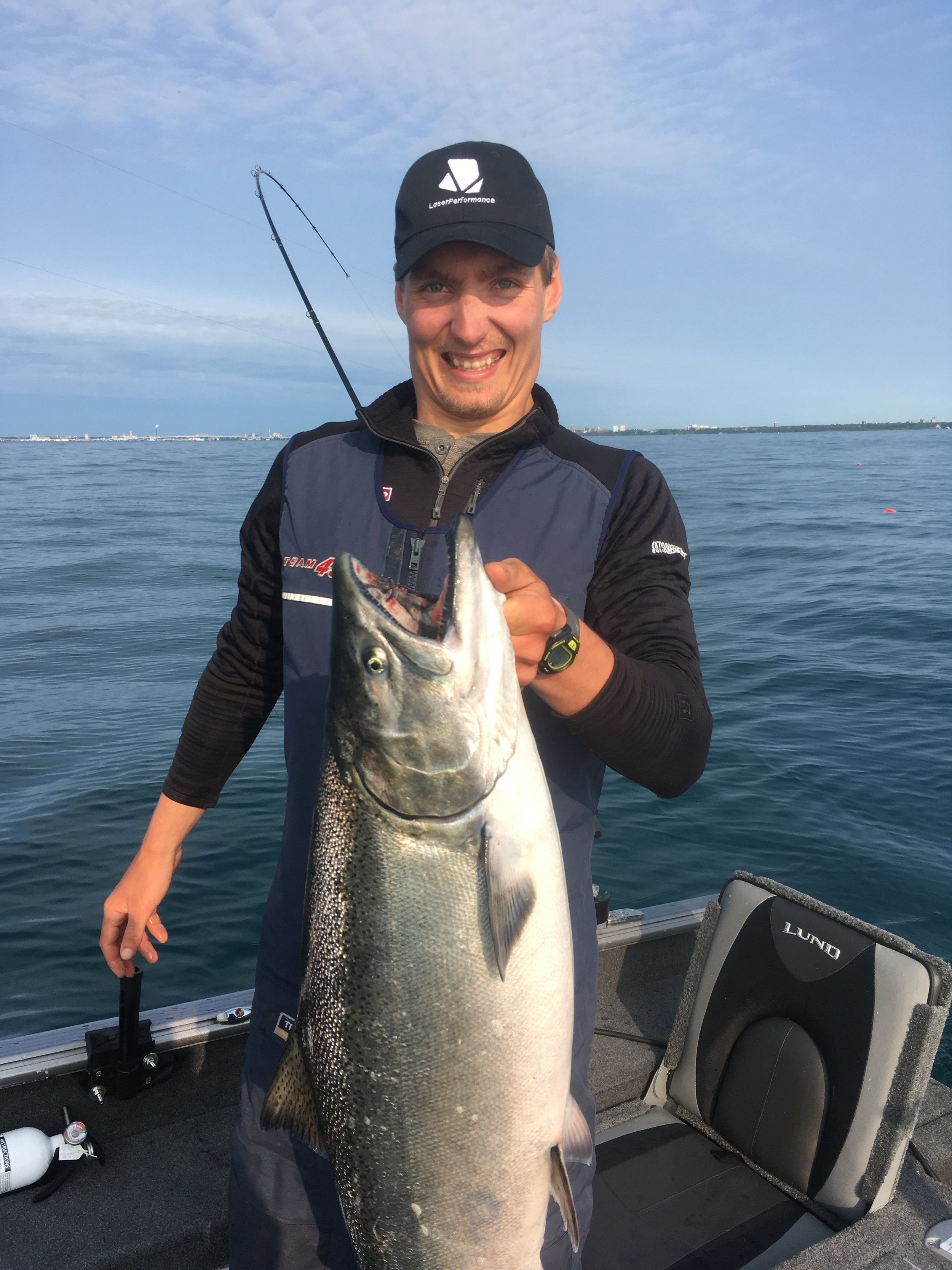 Huge King Salmon June 2019