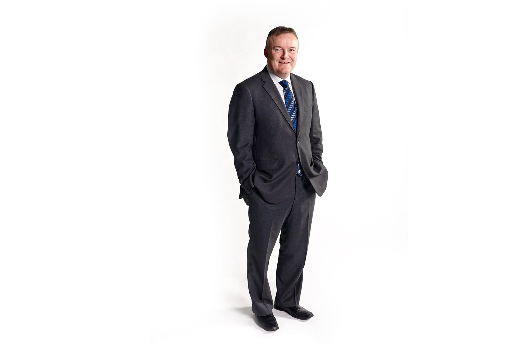 Peter Turner – Managing Director