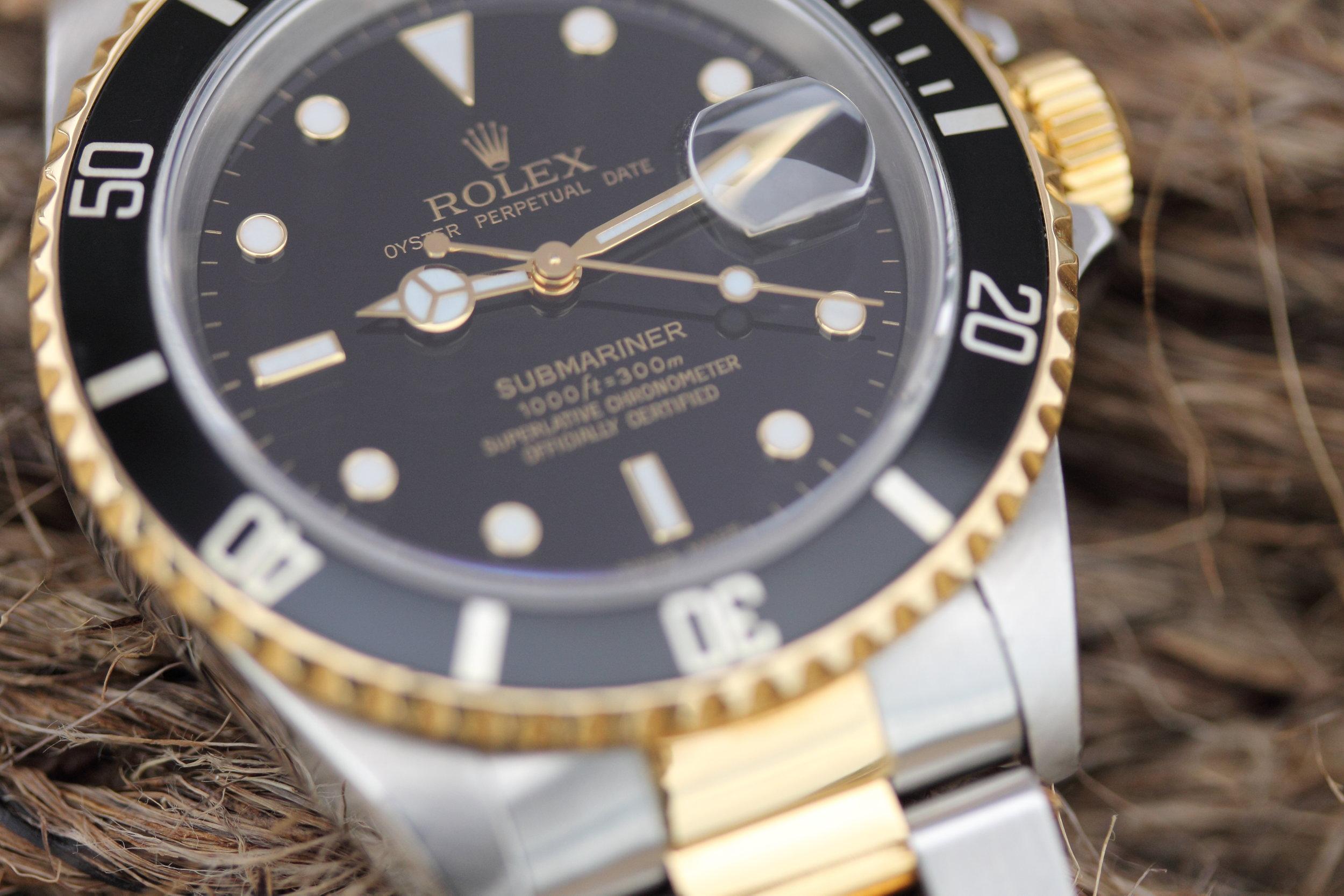Hard To Say Goodbye: Bill's Rolex Submariner