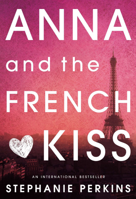 Anna and The French Kiss - (Also Lola and The Boy Next Door + Isla and the Happily Ever After)Anna is shipped off to Paris for her senior year. Most people would think this is a dream but she's just homesick for her best friend until she meets a rag-tag group of TCKs. It doesn't hurt that one of them has rockstar hair and a British accent.