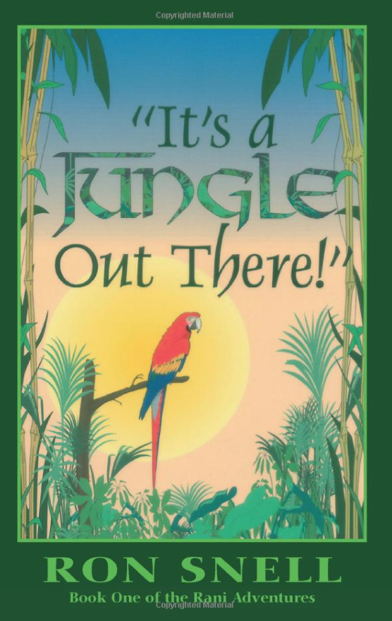 It's a Jungle Out There - My brothers and I laugh/cried our way through these! Written by an actual from-the-jungle-missionary-kid with a wicked sense of humor. There might be decades and continents between our stories but some things are the same no matter what.