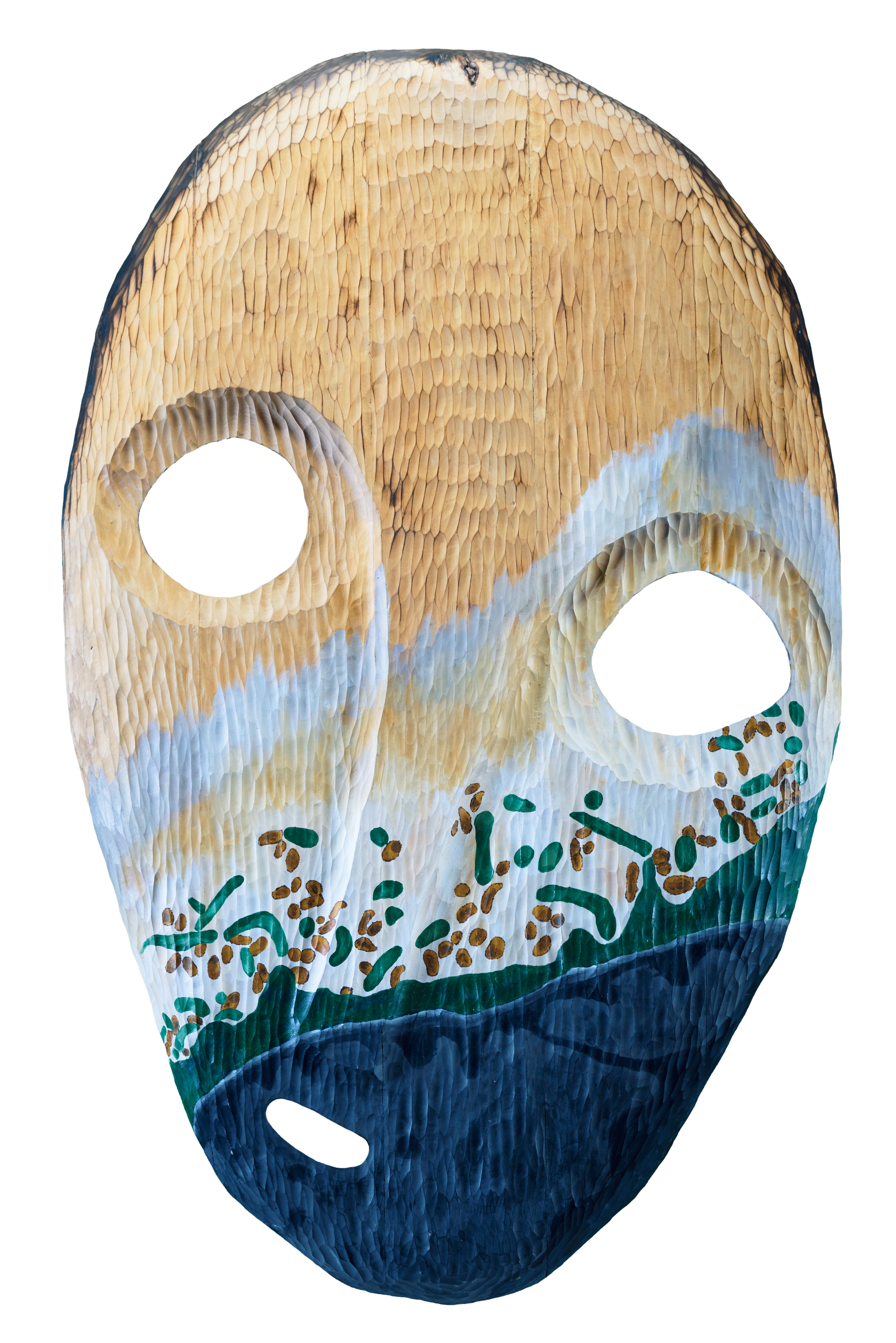 Influenza Mask frontview