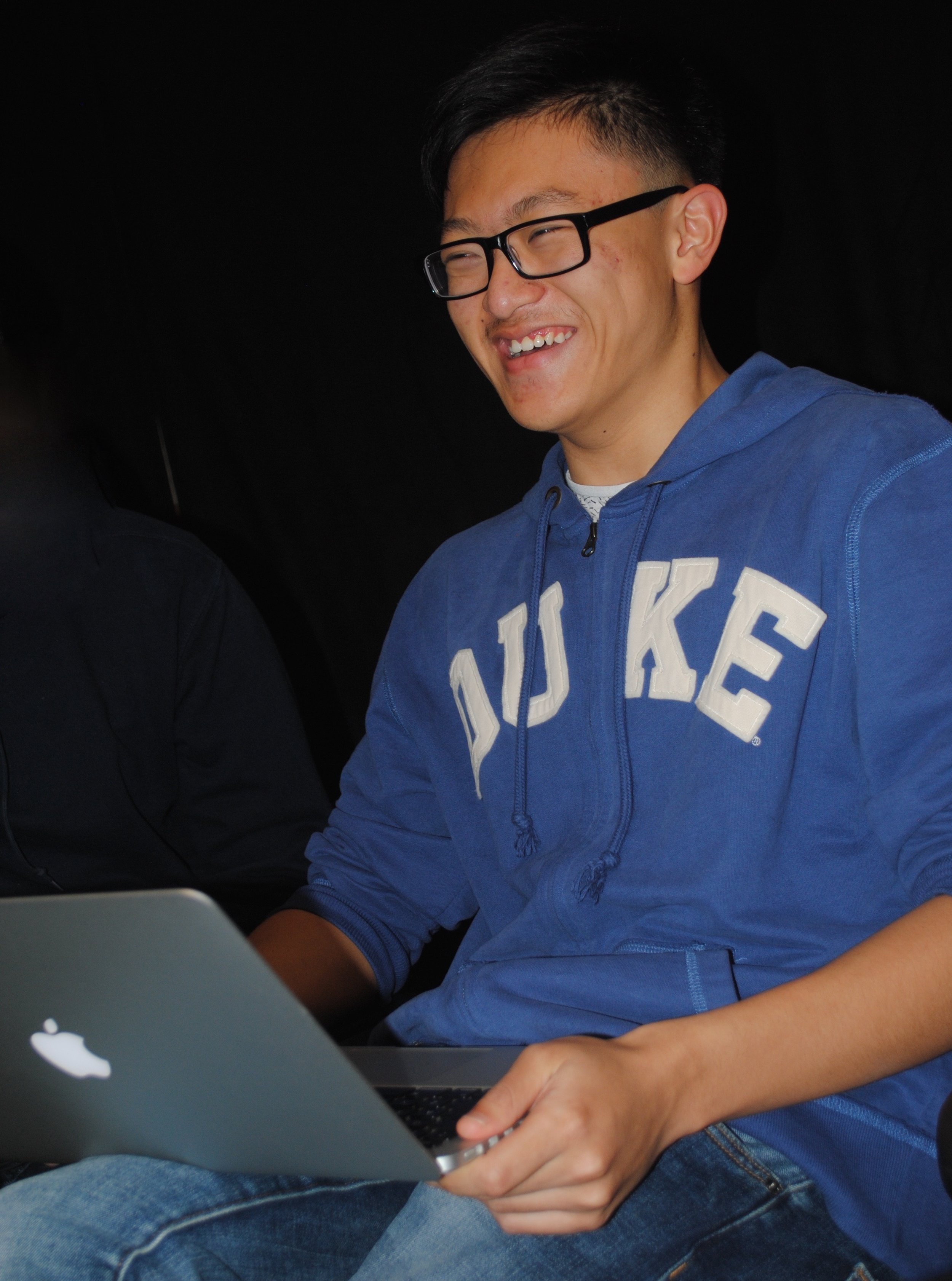"""Alex Zhou,   Masters in Engineering Management     """"I am building an MVP to help predict the perfect gift for your friends and family using Pinterest and Amazon's APIs. I honestly had absolutely no idea how to build it. I barely have any academic training in computer programming. Jason from CoLab was super amazing in helping me turn my ideas into reality. He coached me and gave me the tools I needed to make it happen. The program turned out to be a great success!"""""""