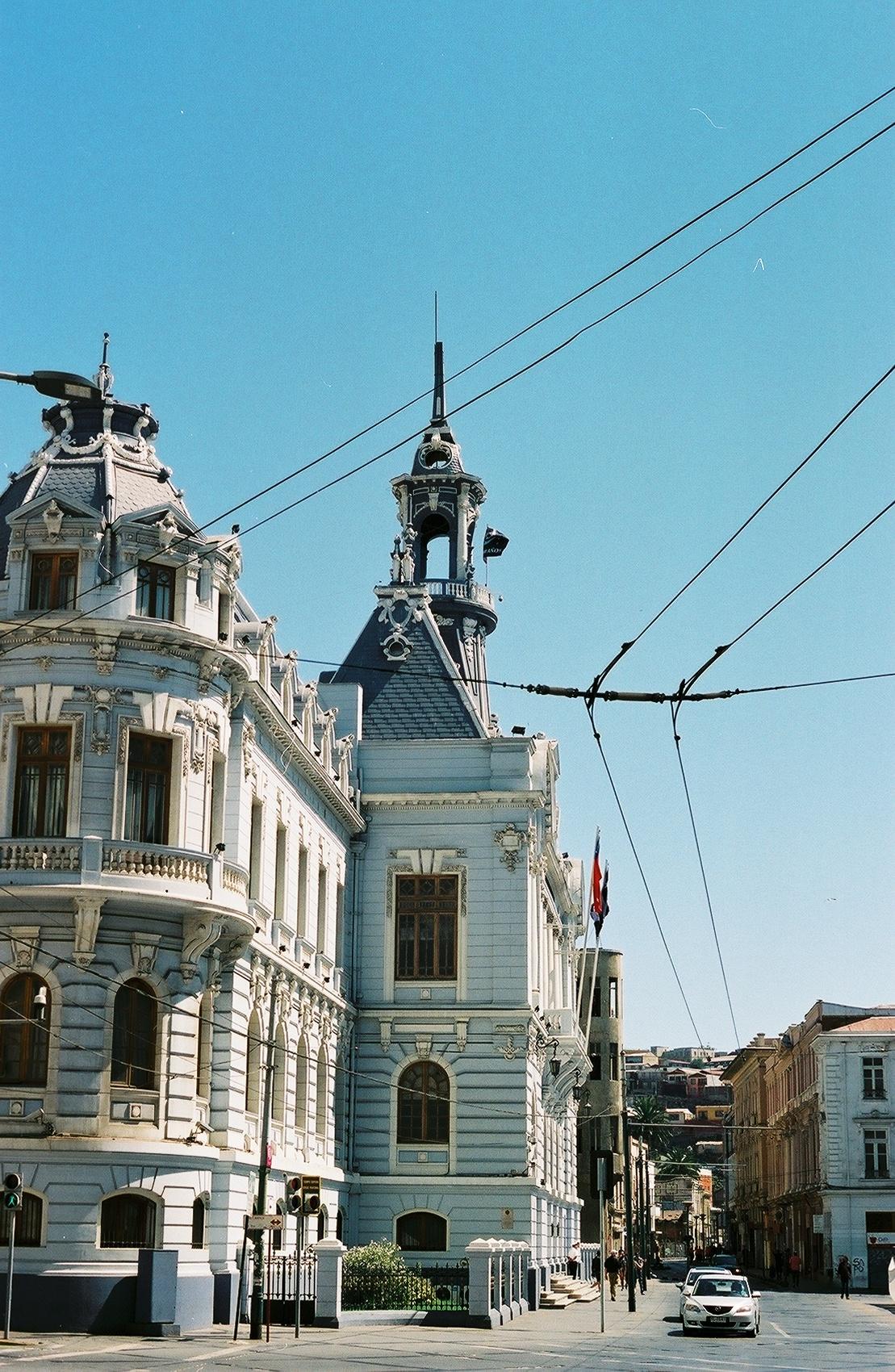 CHILE - Santiago, Valparaiso, Pucon