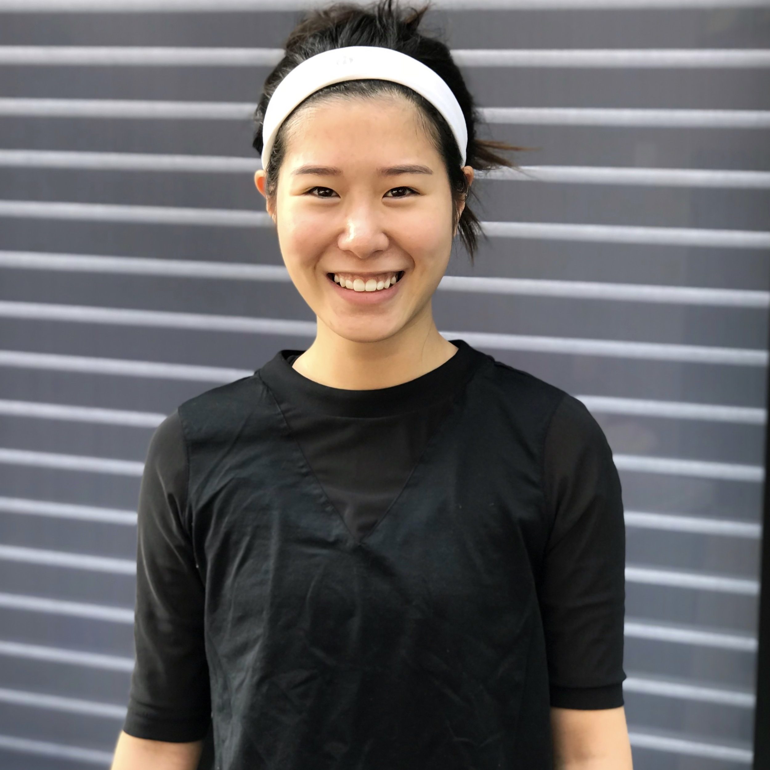 Gina Kim - I have been training with Diego for a few months now and I am always super excited to work out with him. As a trainer, Diego is extremely dedicated and tailors workouts to meet my personal needs. Although the workouts are super fun, they are still always enough to keep me sore for a few days— he will always challenge you! Every time we meet, he keeps track of our progress and makes sure I'm seeing the results that I want. Aside from his qualities as a trainer, Diego is an extremely kind and caring human being. He always has a smile on his face and creates such good energy for our workouts!