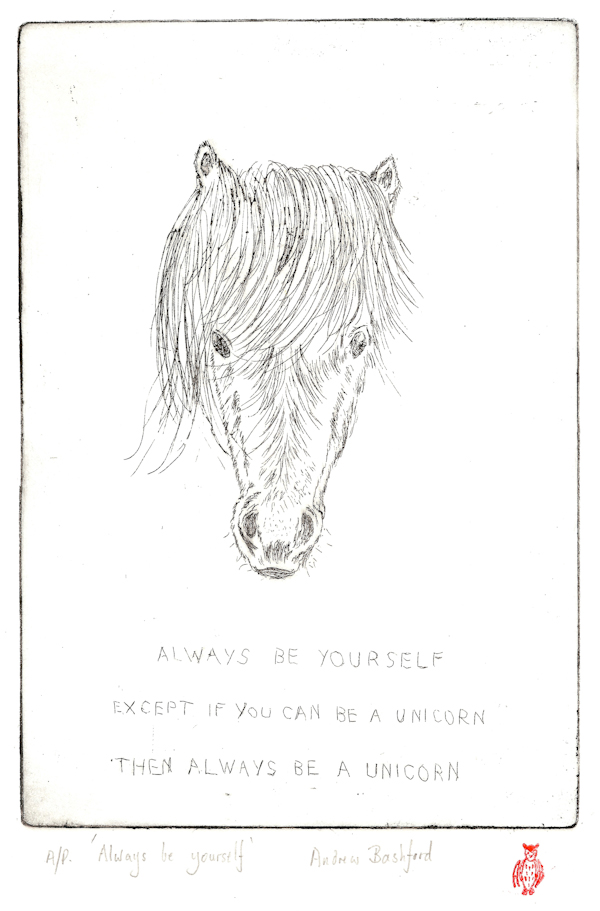 Andrew Bashford 17 Always be yourself, copper etching LR.jpg