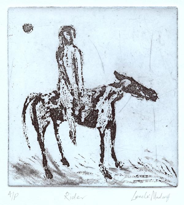Lorelei Medcal 17 Rider, etching LR.jpg