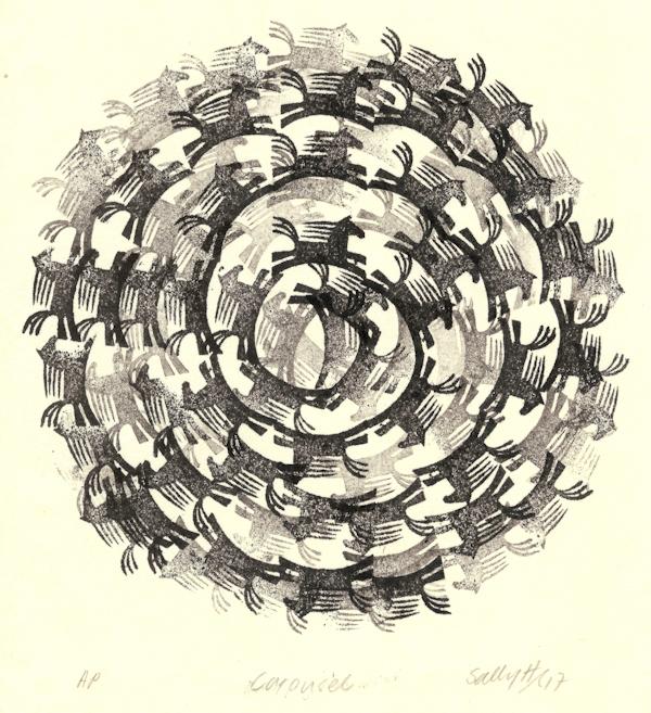 Sally Heinrich 17 Carousel, relief stamps LR.jpg