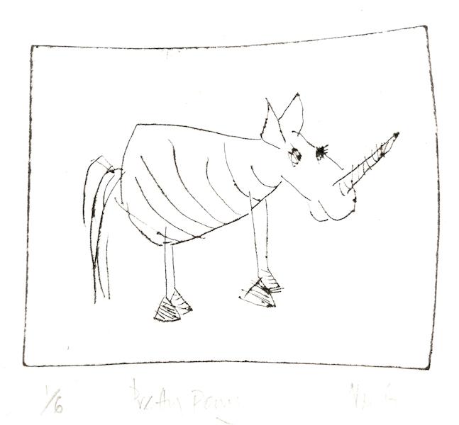 Simone Tippett 17 Pretty Pony, cardboard drypoint LR.jpg