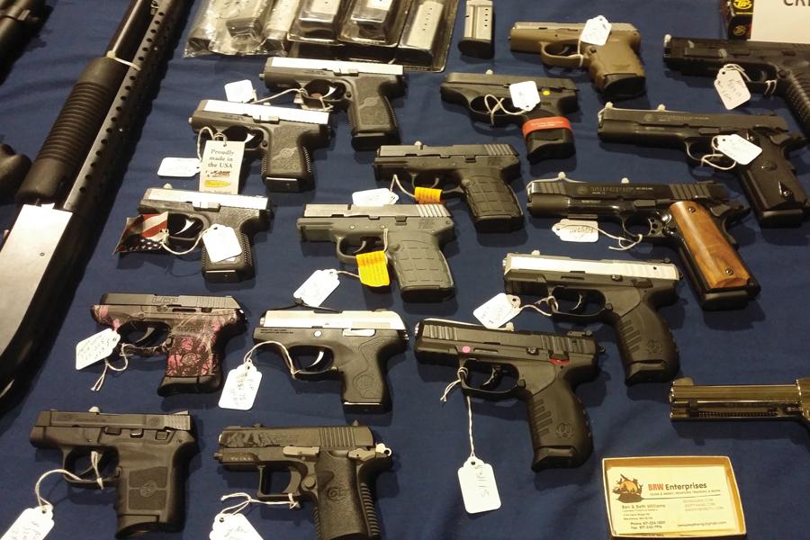 East Alabama Gun Show - April 7th - April 8th