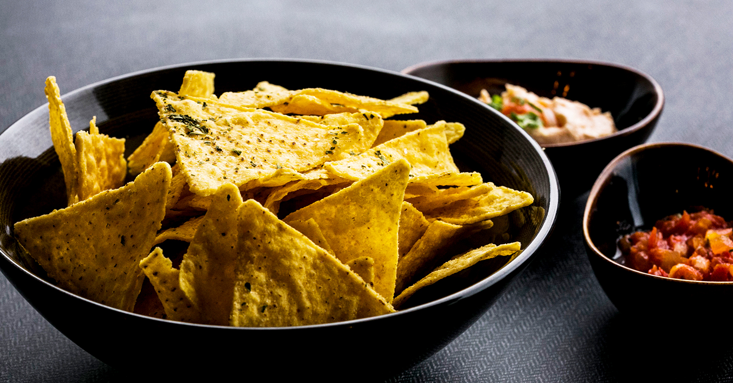 Events Coworking The Dining Hall - Snacks & Soup - Corn Chips with dip.jpg