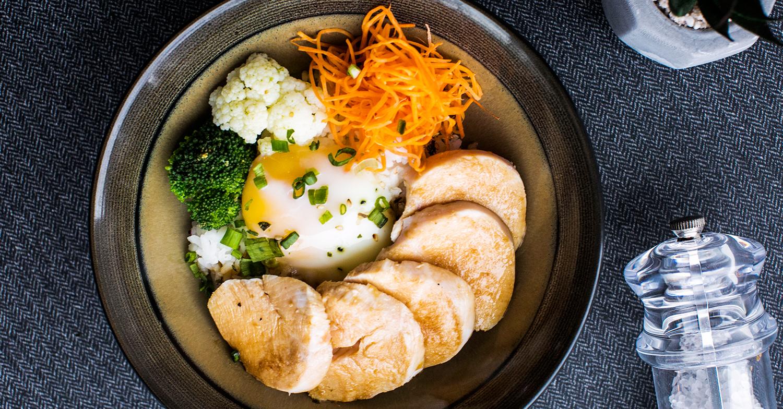 Events Coworking The Dining Hall - Grain Bowls - Yuzu Shoyu Glazed Chicken.jpg