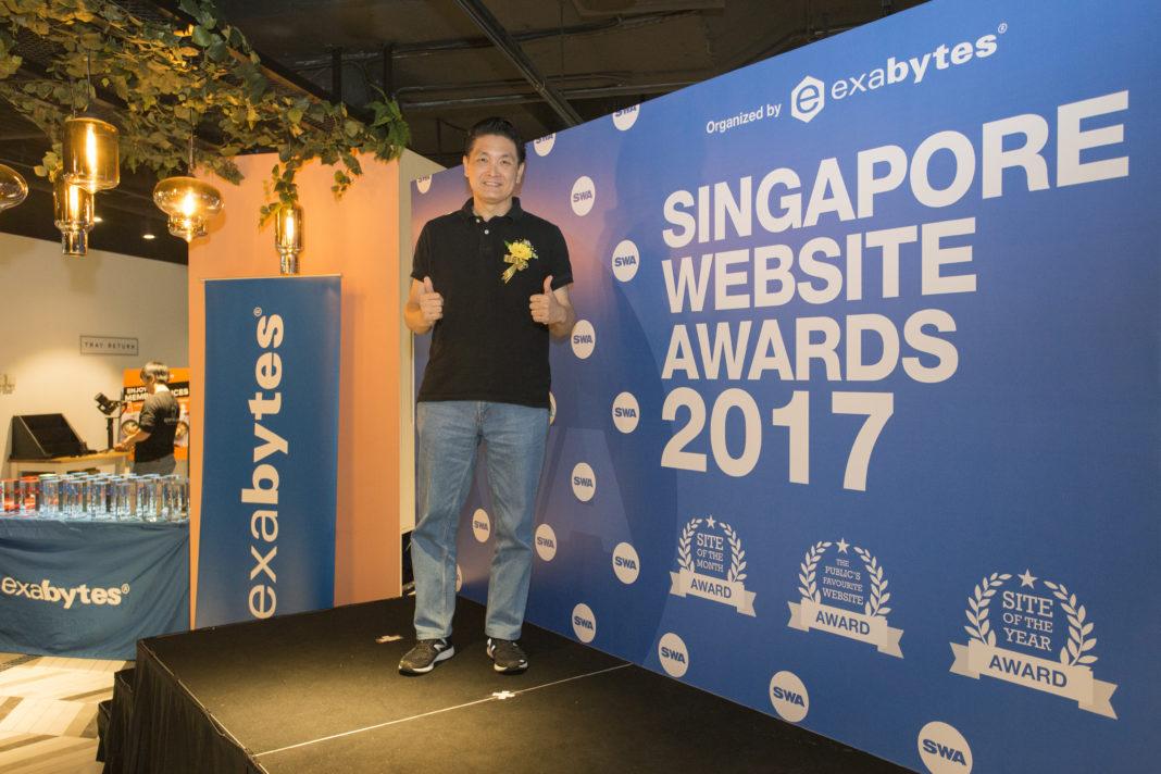 Workcentral Coworking Event Venue Singapore Website Awards 2017 6.jpg
