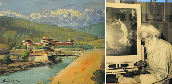 Visit The Sobha Singh Art Gallery