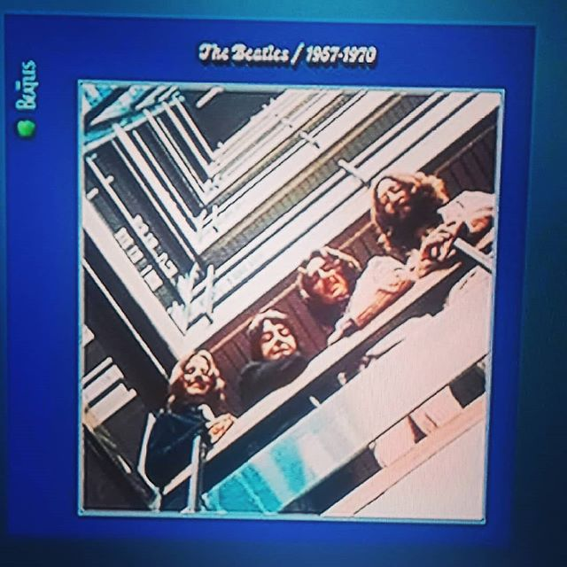 What else after watching #yesterdaymovie ! Absolutely loved it, Danny Boyle has done it again x #yesterday #bluealbum #beatles #sgtpepperslonelyheartsclubband #sgtpepper #dannyboyle