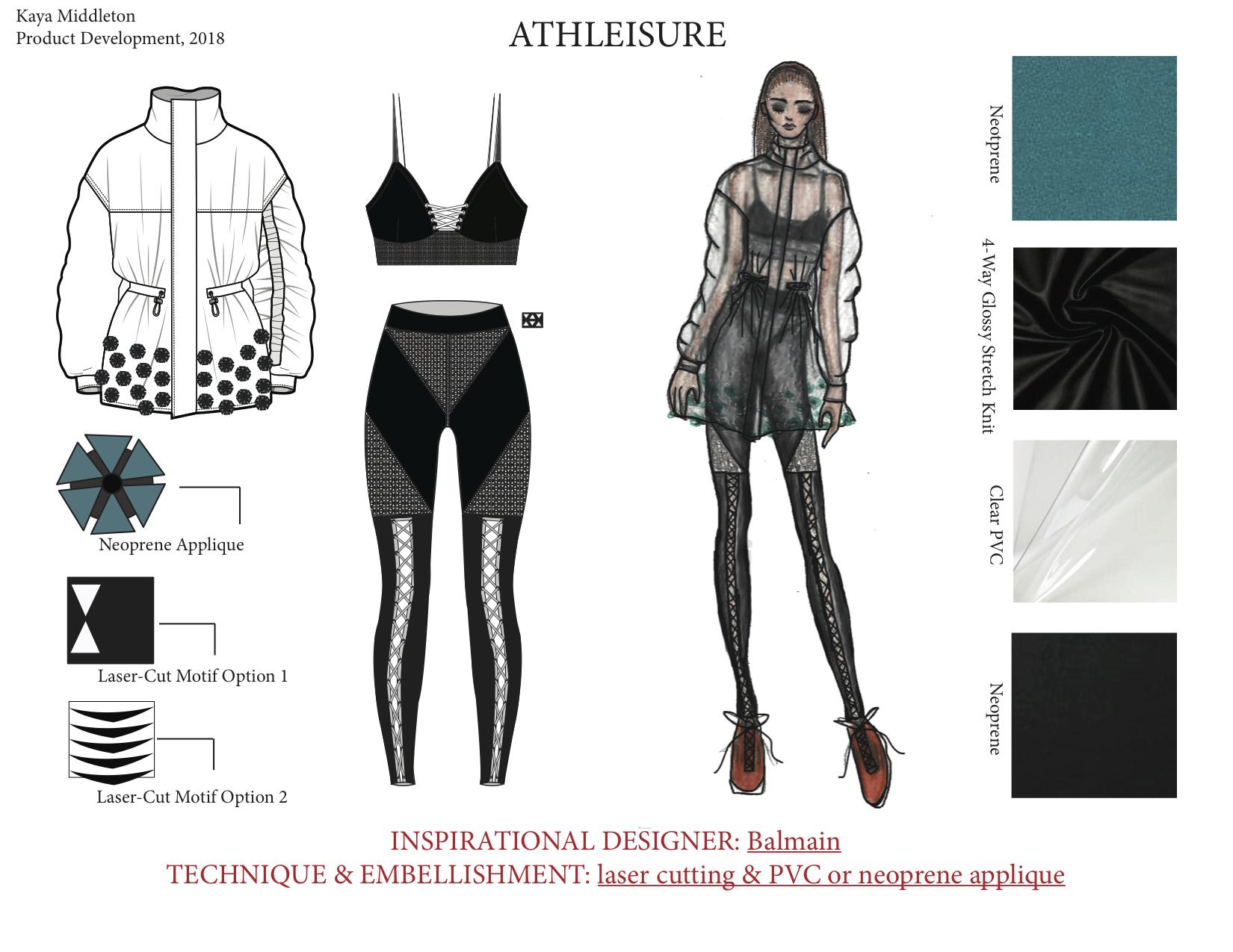 Fashion Cad Flats Illustrations Kaymid