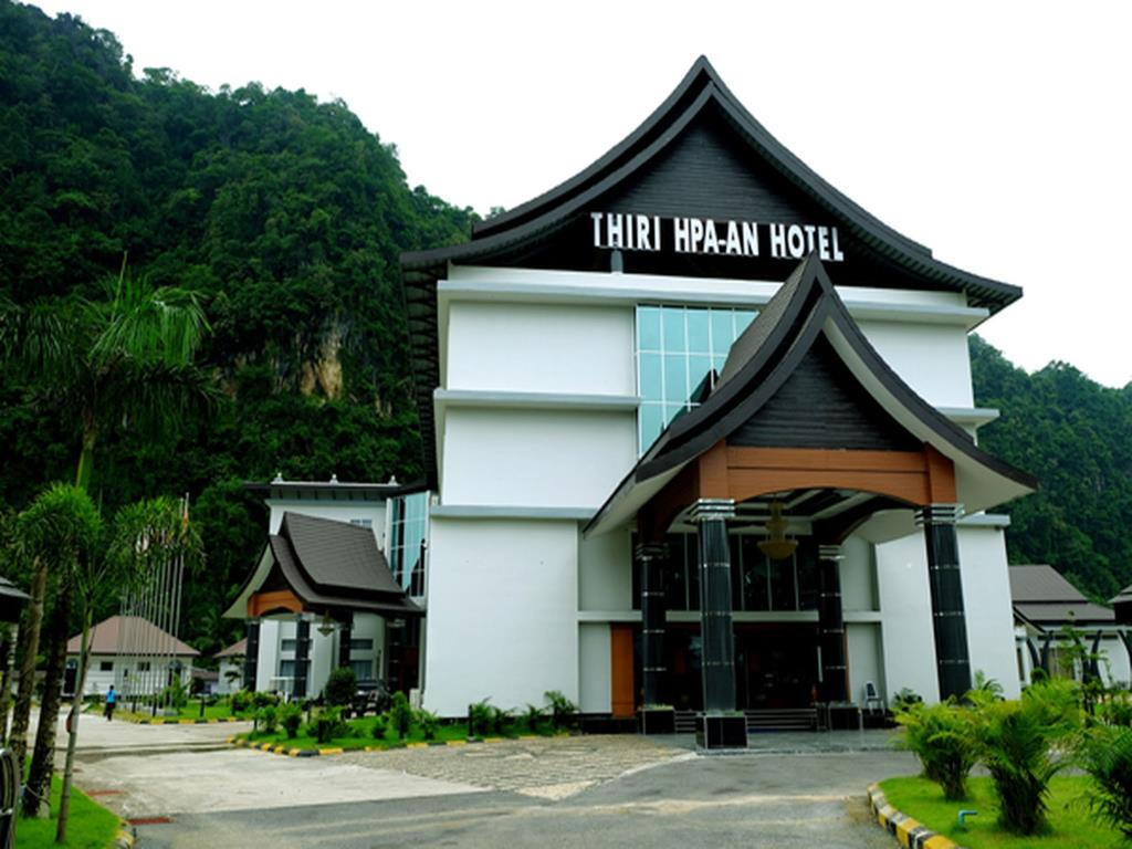 THIRI HPA AN, HPA AN - Thiri Hpa An Hotel is located in Hpa An and very close to the famous mountain Mt. Zwekabin. It has 80 rooms with 4 room type categories. There are 4 kinds of meeting rooms and can be a great place especially for events.
