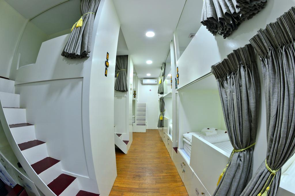 Backpacker Hostel - Backpacker Hostel is a new hostel in Yangon offering exceptionally good services for budget travellers