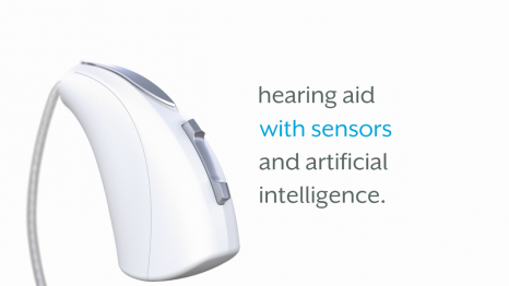 Starkey Livio AI - hearing enhancement and health monitoring for integrated care