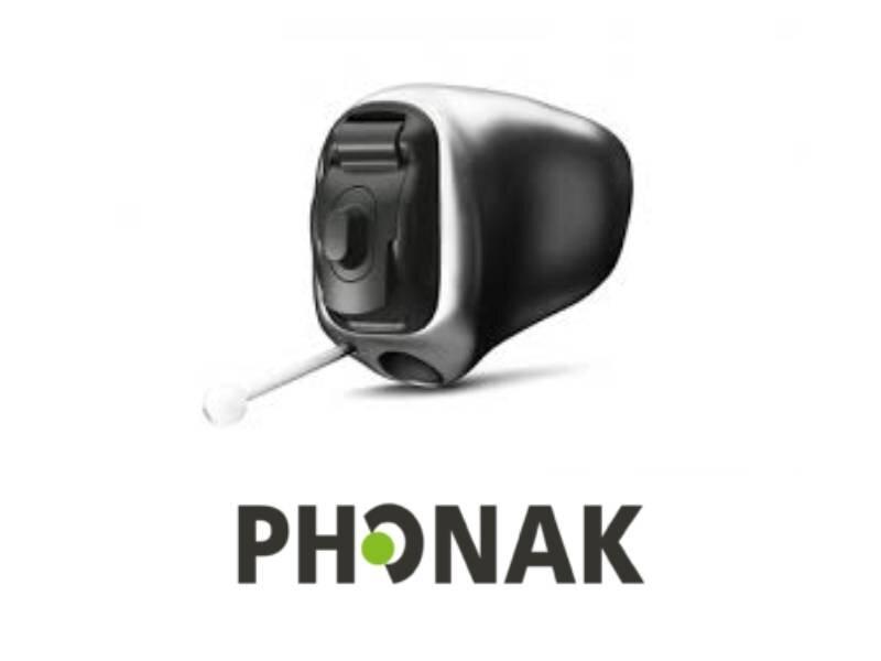 Phonak Virto Titanium CIC