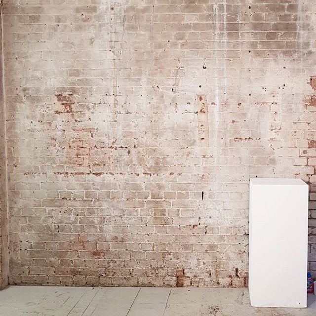 Our new exposed brick shoot wall  #studio59 #roughandready #eastlondon #featurewall #hirespace #hirestudio #photostudio #fashionphotography #portrait #bethnalgreen #redbike #studiohire #texure
