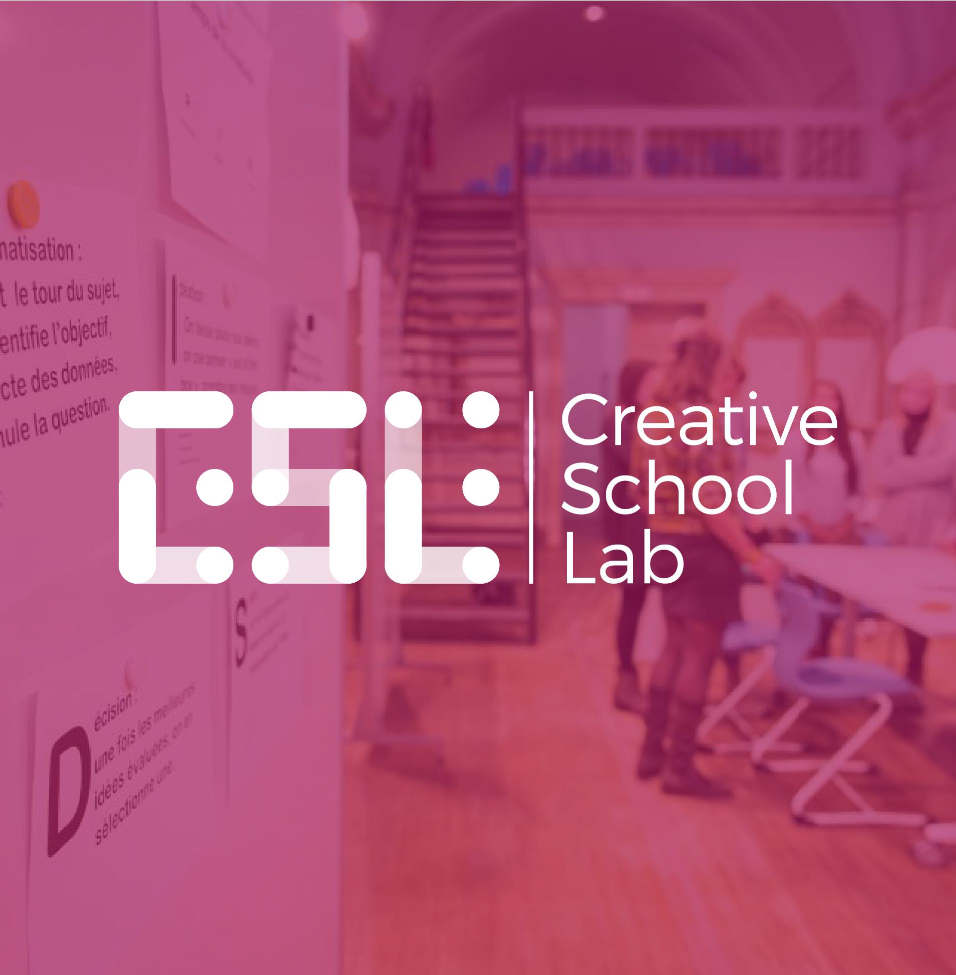 Creative School Lab   Laboratoires de créativité dans les hautes écoles pédagogiques.