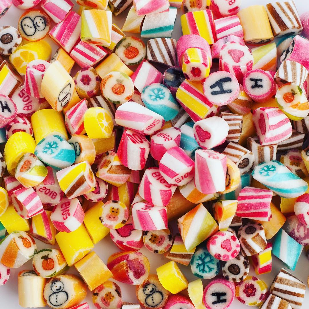 handmade candy -