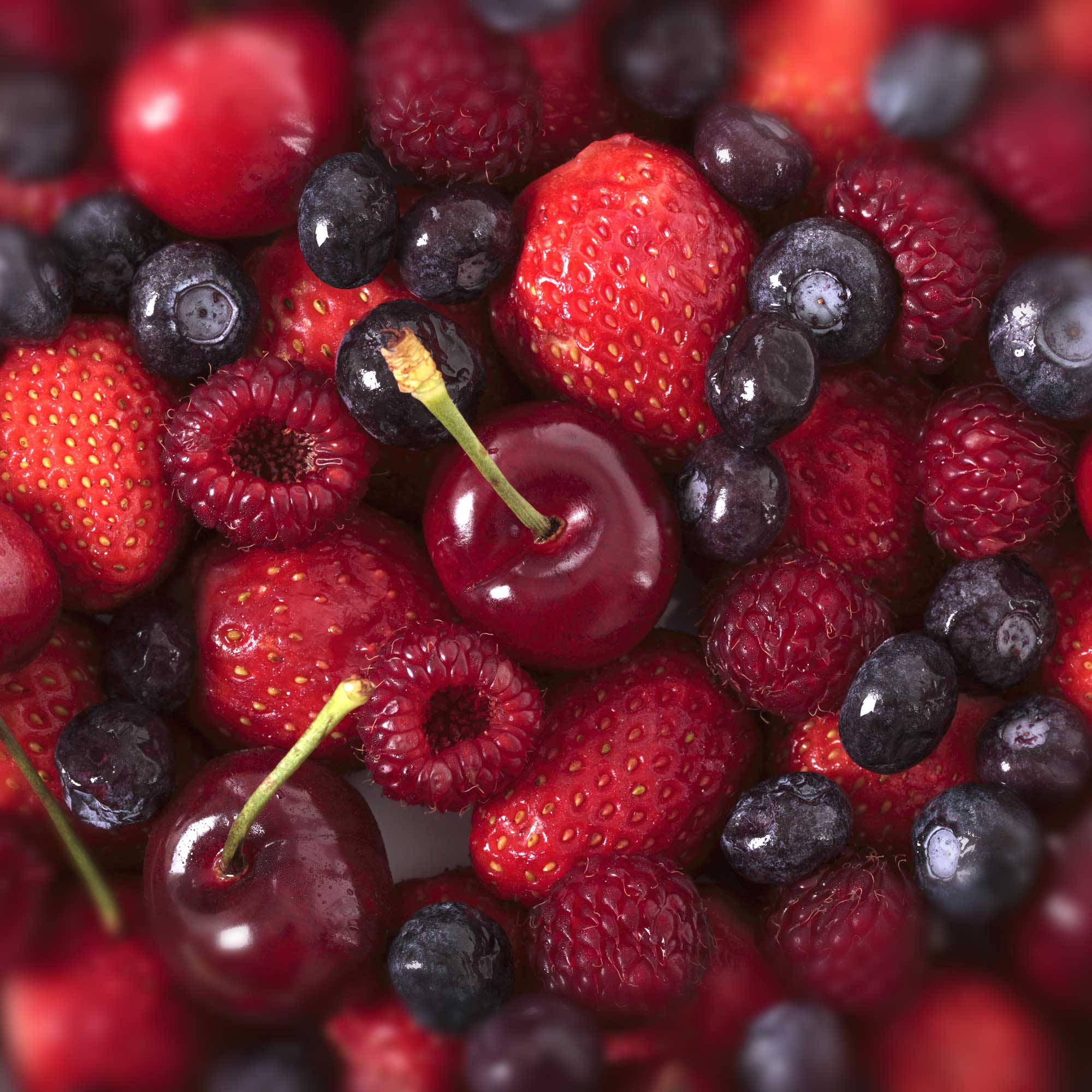 frozen FRUITS & berries -
