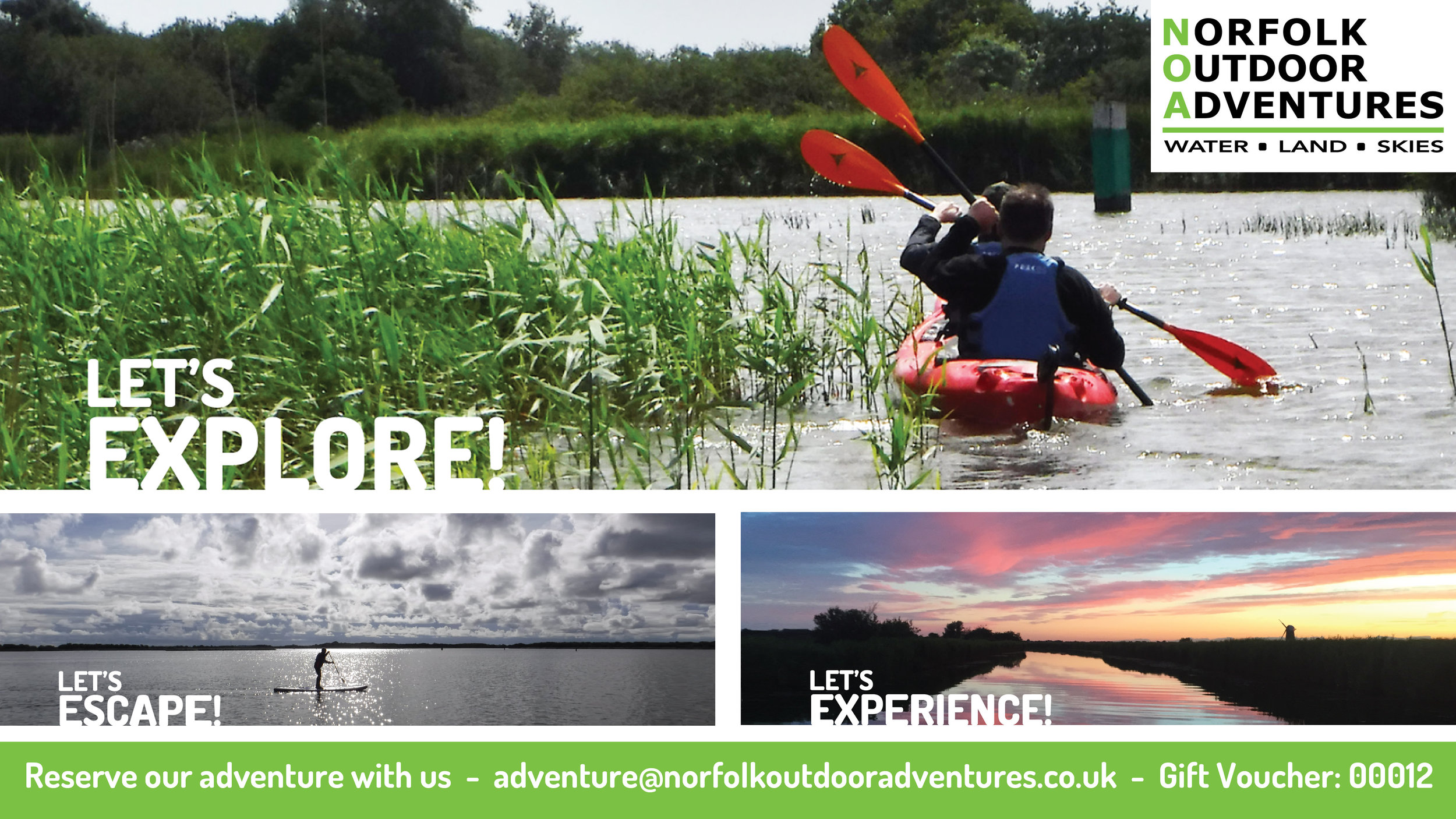 Gift Voucher Adventure Pass - Why not surprise a friend or loved one to an experience to never be forgotten with one of our Gift Adventure Passes.(From £35.00)