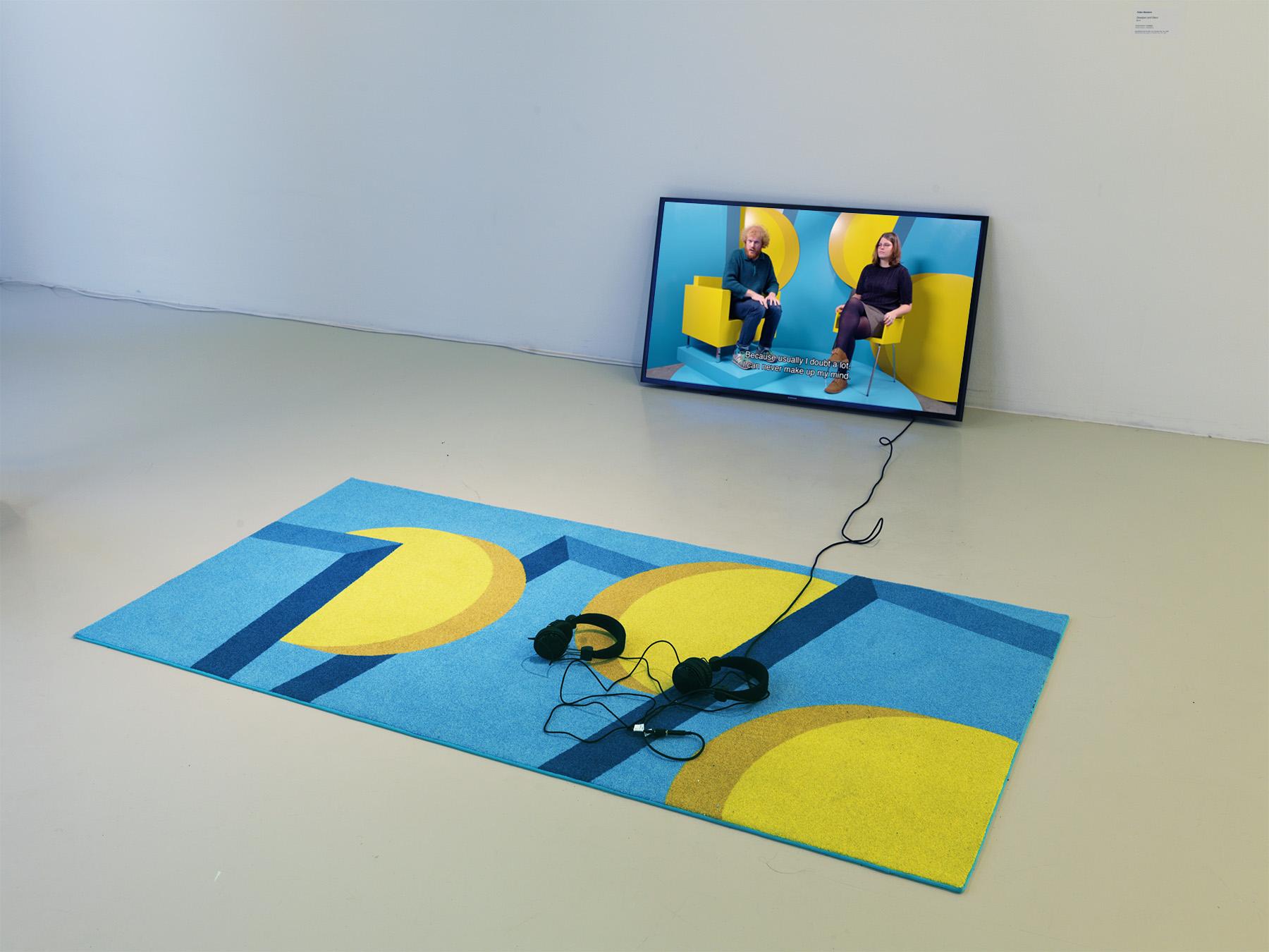 Exhibition view at Stedelijk Museum Schiedam | Foto by Tom Haartsen