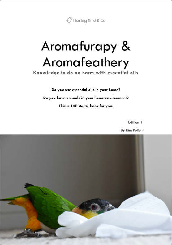 If you use essential oils within your home, and wish to have enough knowledge that you do no harm to your animals (dogs, cats, birds), then this is the book for you! - This is a simple, direct eBook that covers which oils you need to be careful with by pet-type, how you would consider diluting by weight, and so much more to give you confidence with your critters.