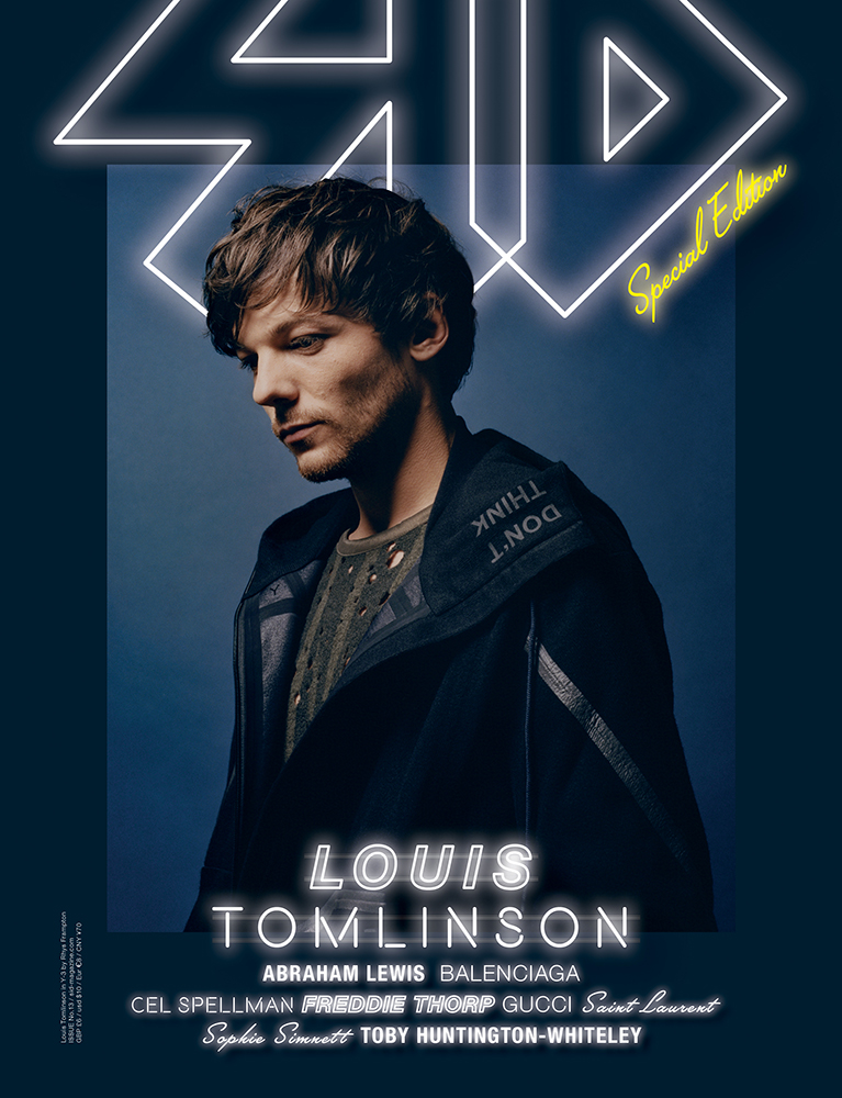 SID #13 Special Edition - Louis Tomlinson in Y-3