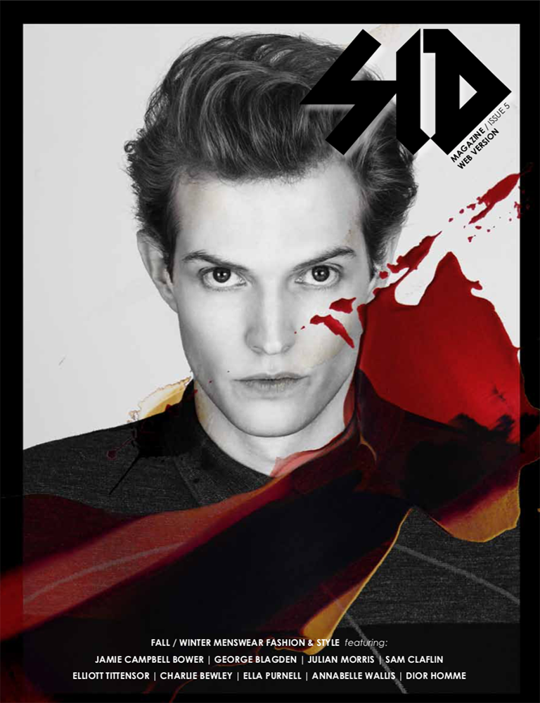SID #5 Web Version- Adrian Bosch in Dior Homme