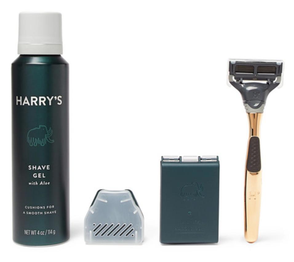 Shaving Set by HARRY'S (MR PORTER exclusive)- £84   www.mrporter.com