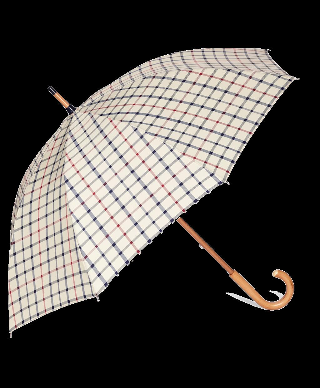 Tattersall Umbrella by BROOKS BROTHERS - £79   www.brooksbrothers.com