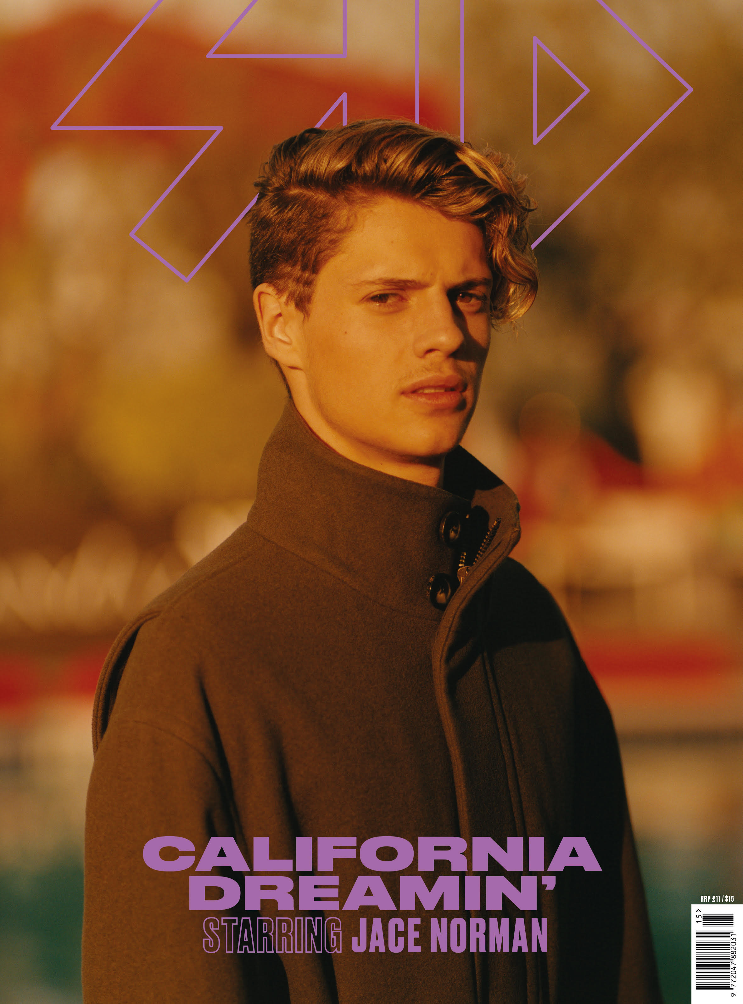 SID #15 - Jace Norman in Cerruti 1881